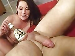 Rimjob hot clips - sex with mom
