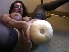 Pantyhose bogel tube - wife tube
